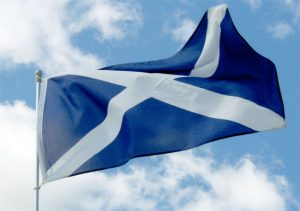 Rallying for a New Start for Politics in Scotland