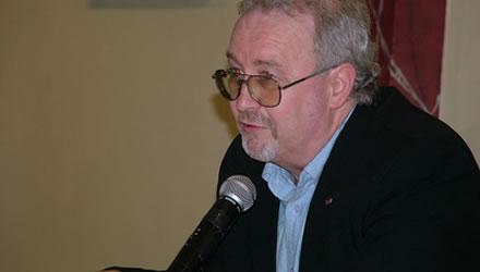 CP General Secretary Robert Griffths