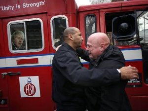 YCL Condemns Fire Station Closures in London
