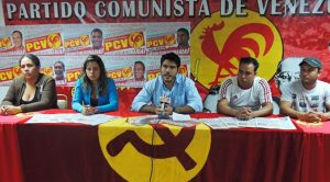 Communist Youth of Venezuela: Rejects Fascist Violence & Calls for Peace to Deepen the Revolution