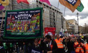 Teachers Strike 26 March