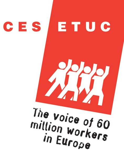 Funded by the EU. Fighting against workers for EU austerity.