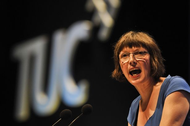 #askFrances . . . to implement TUC policies!