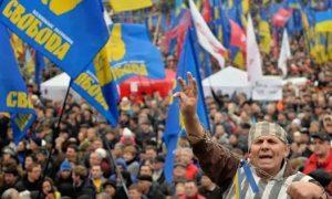 Ukraine: Fascist Barbarism