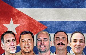 Communists welcome release of remaining Cuban political prisoners held in USA
