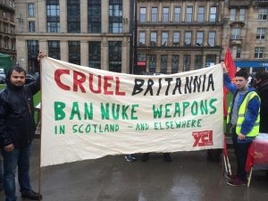 Imagining A Britain Without Trident