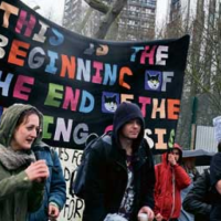 The March for Homes – put an End to Social Cleansing