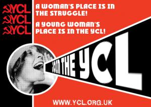 YCL International Women's Day 2018 Statement