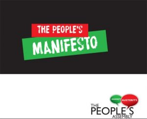 Peoples Assembly Launches Election Manifesto