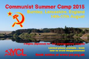 Communist Summer Camp 2015