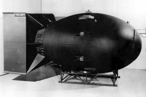 70 years later – Ban the Bomb!