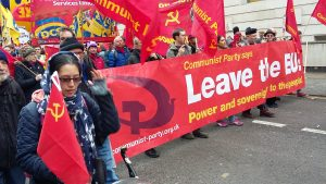 YCL Statement on Brexit
