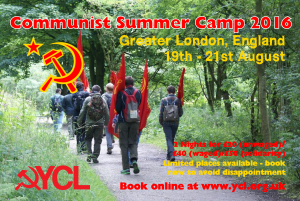 Communist Summer Camp 2016