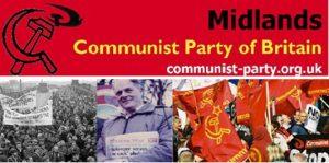 Communist to Stand in West Midlands Mayor Election #graham4mayor