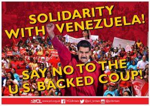 YCL Statement on Developments in Venezuela