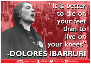 International Women's Day: Dolores Ibárruri
