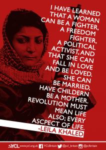 International Women's Day: Leila Khaled