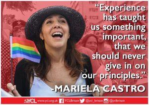 International Women's Day: Mariella Castro