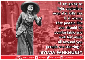 International Women's Day: Sylvia Pankhurst