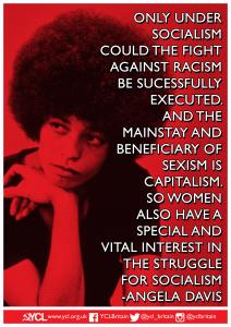 International Women's Day: Angela Davis