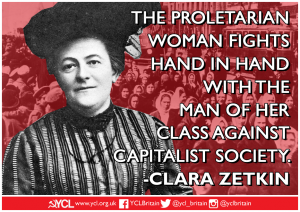 International Women's Day: Clara Zetkin