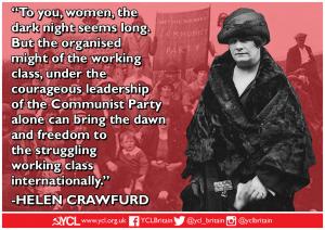 International Women's Day: Helen Crawfurd