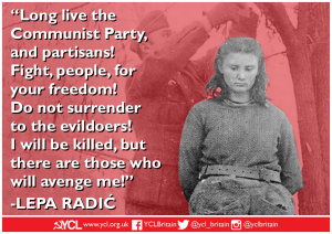 International Women's Day: Lepa Radić