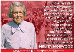 International Women's Day: Melita Norwood