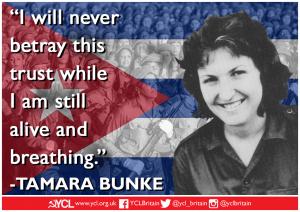 International Women's Day: Tamara Bunke
