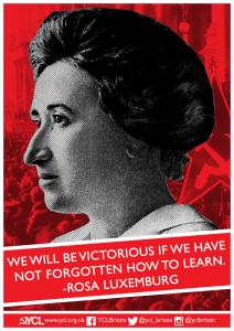 International Women's Day: Rosa Luxemburg