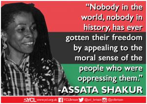 International Women's Day: Assata Shakur