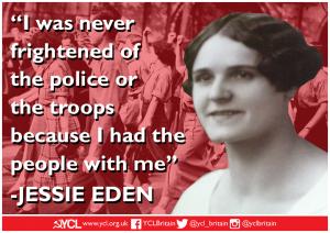 International Women's Day: Jessie Eden