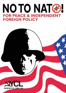 No to war & NATO imperialism! For peace & independent foreign policy!