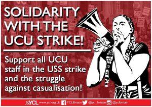 Statement on UCU Strike Action