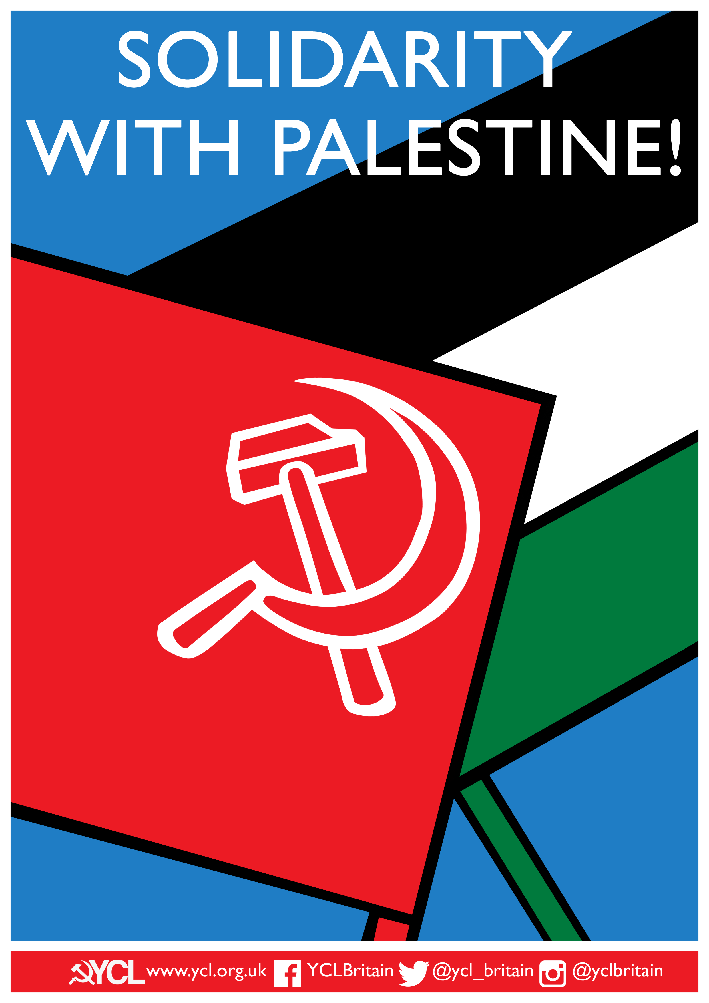 YCL Palestine solidarty copy