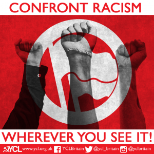 YCL Statement on UN Anti-Racism Day