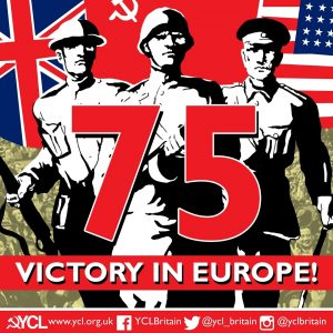 YCL Statement on VE Day