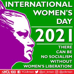 YCL Statement on International Women's Day 2021