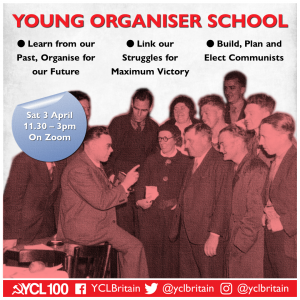 Join our Young Organiser School 2021