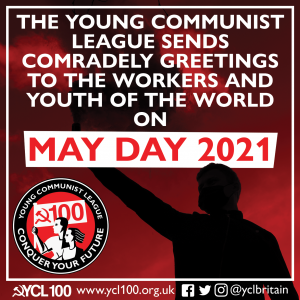 YCL Statement on May Day 2021
